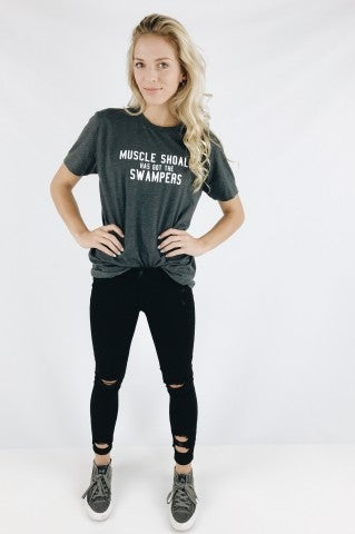 Muscle Shoals Swampers Statement Tee