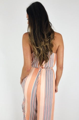 Just Peachy Jumpsuit