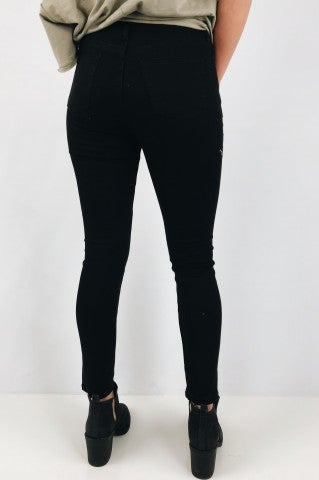 All About It Skinnies - Black