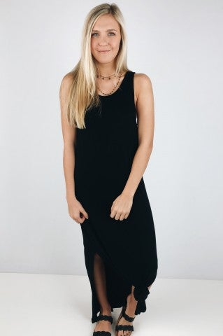 The Breeze Maxi - Black