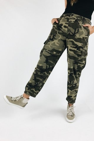 Not Your Brother's Camo Pants