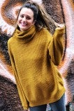 Good Together Sweater - Mustard