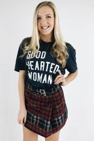 Good Hearted Woman Statement Tee