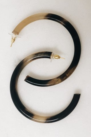 The Tiger's Eye Earring