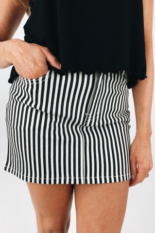 Blurred Lines Skirt