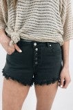 No Promises Shorts - Charcoal