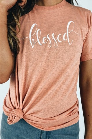 Blessed Signature Tee