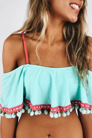 Sea Breeze Bikini Top