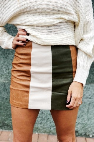 Chevelle Mini Skirt