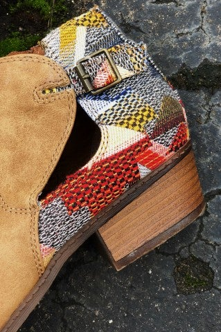 Small Details Bootie