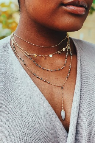 Perfect Petal Necklace