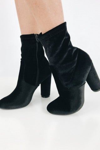 Festivity Bootie - Black