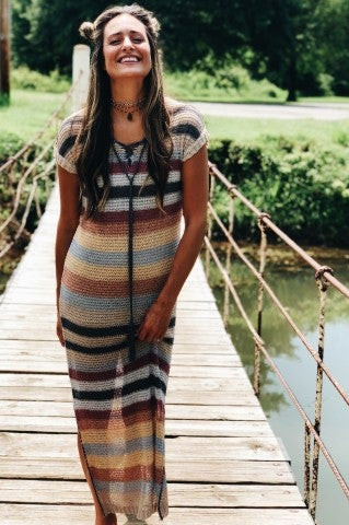 End Of Time Sweater Maxi