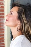 Leopard Style Earrings