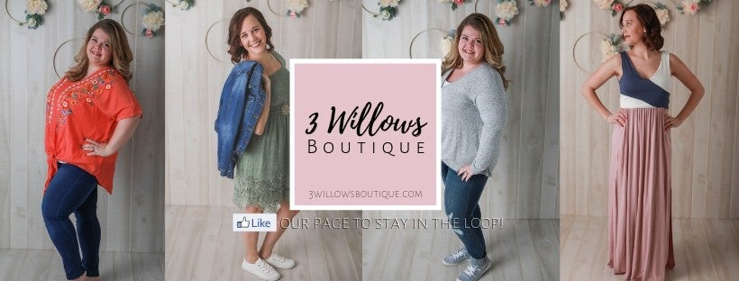 Welcome to 3 Willows Boutique