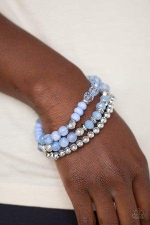 Sugary Shimmer - Blue