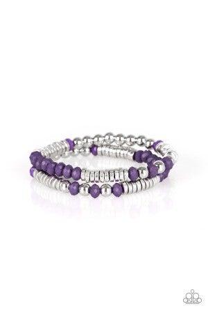 Downright Dressy - Purple