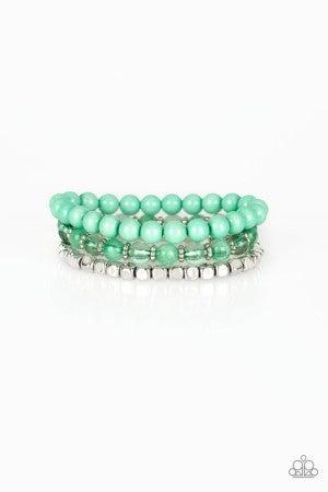 Globetrotter Glam - Green