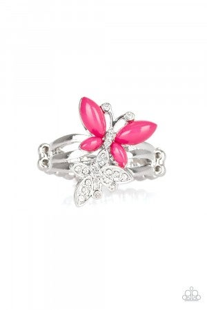 Flutter Flirt - Pink