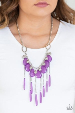 Roaring Riviera - Purple