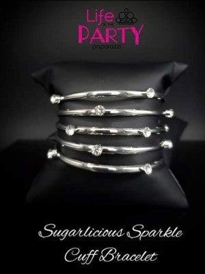 Sugarlicious Sparkle - White