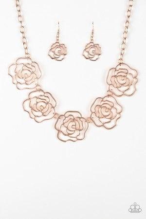 Budding Beauty - Rose Gold