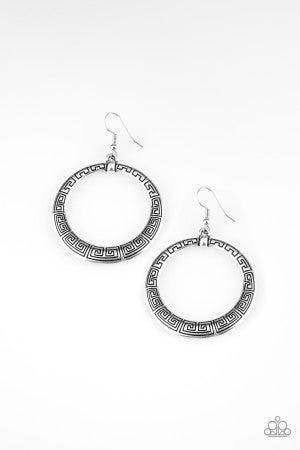 Mayan Mantra - Silver