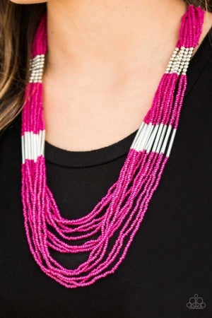 Let It BEAD - Pink