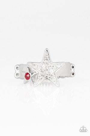 Star-Spangled Starlet - Red