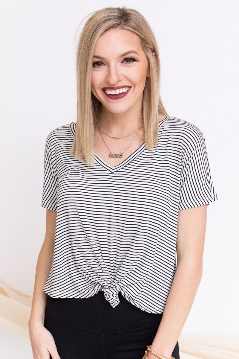 Everyday Striped Top