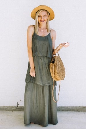 Layered For Greatness Maxi
