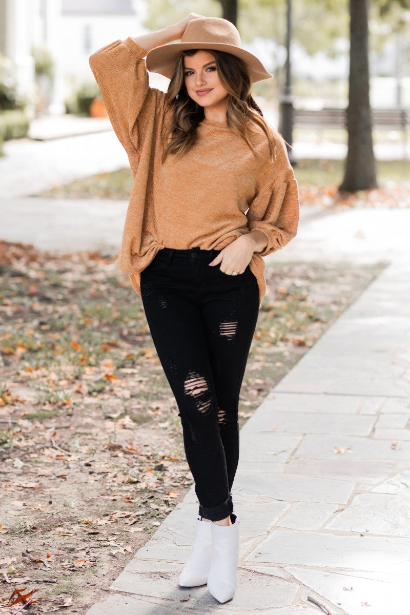 Fall Fling Top