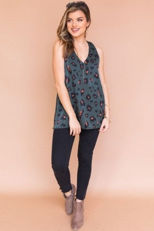 Living for the Hunt Top