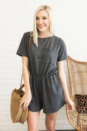 Around the Clock Romper