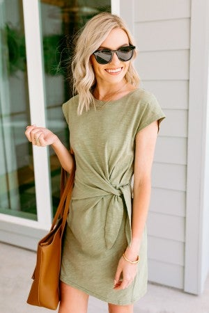 Tied this Way Dress