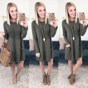 Olive You Always Dress