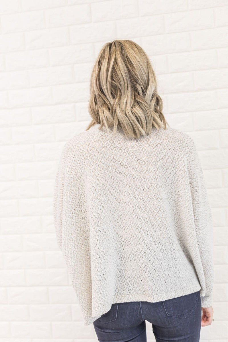 Add a Little Texture Sweater