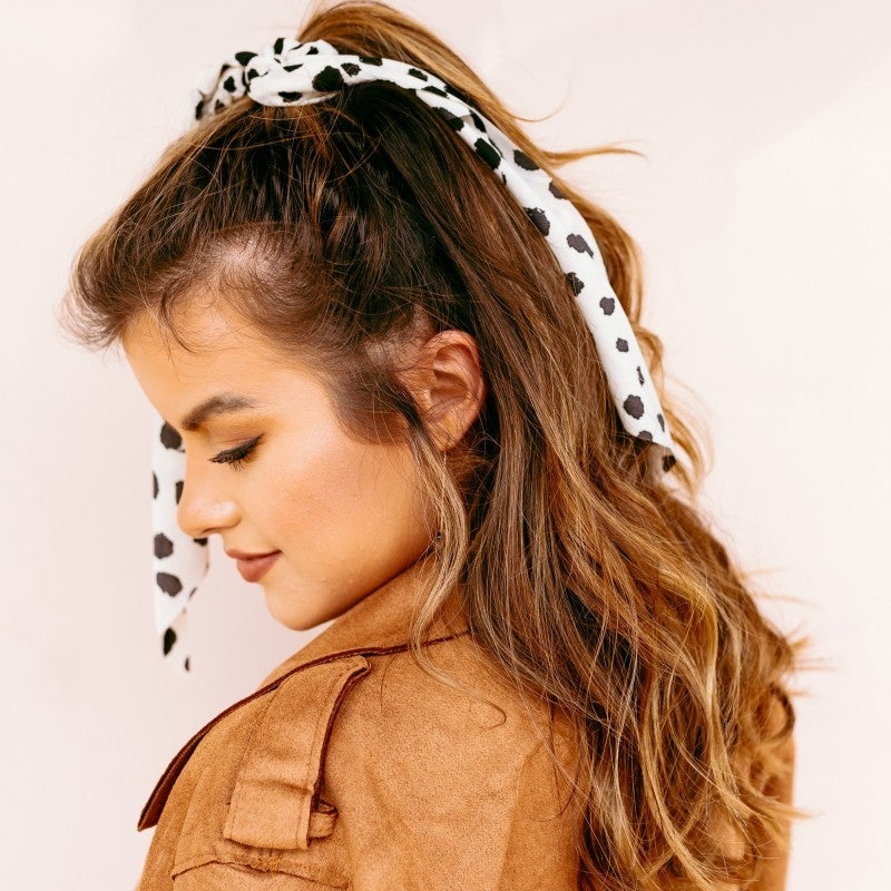 Dolled Up Scrunchie