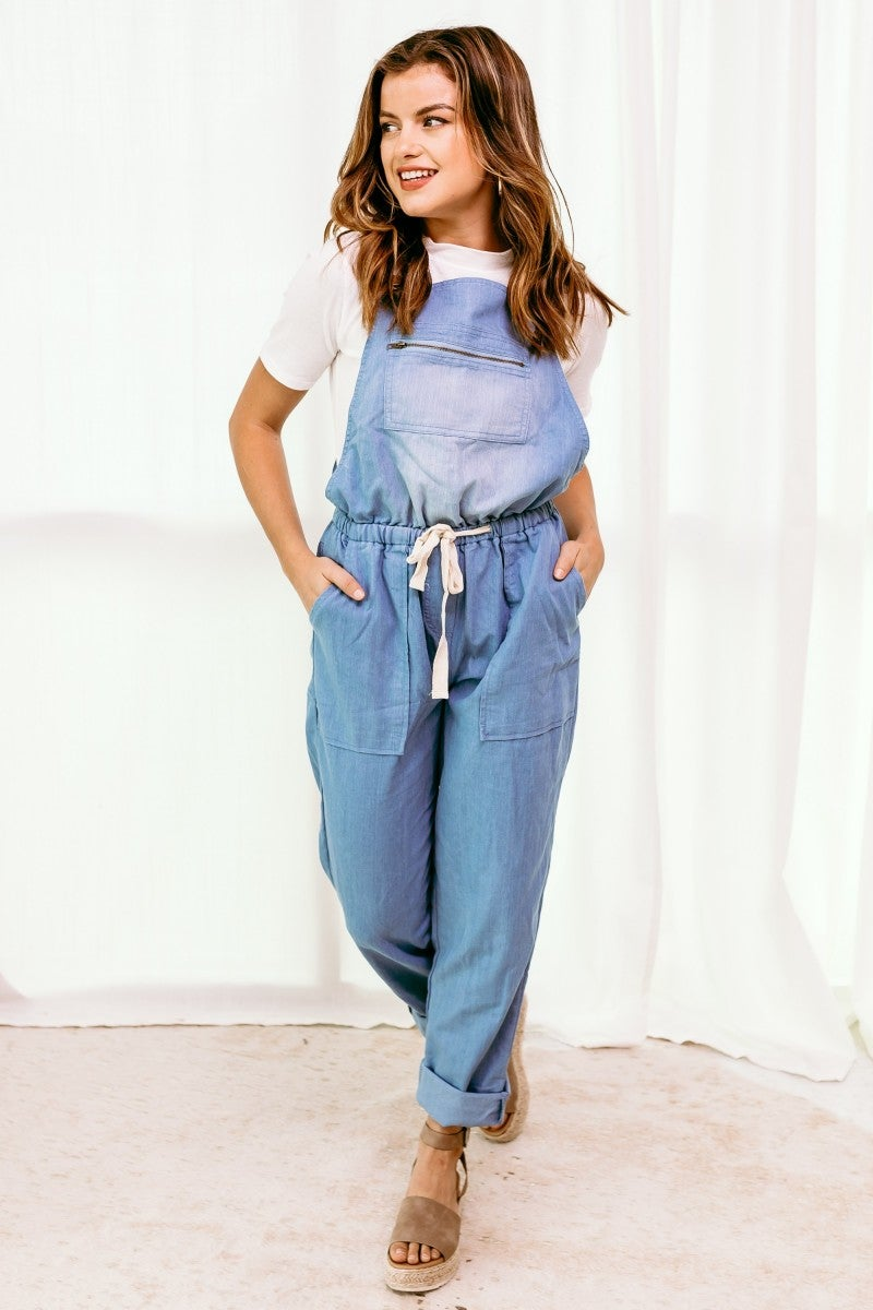 She's so Classic Overalls
