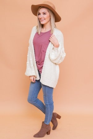 Between Seasons Cardigan