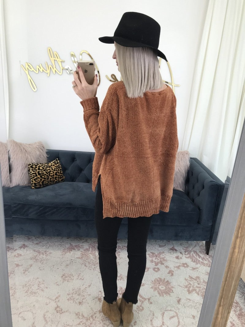 Cozier than Ever Sweater