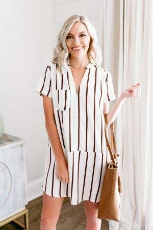 Sticking Around Dress