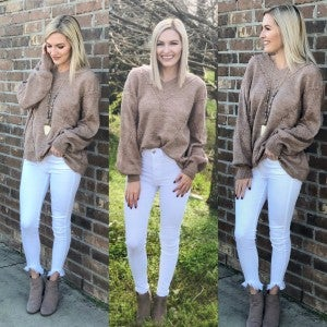Feeling The Details Sweater