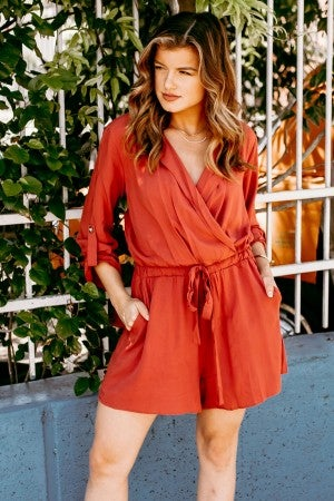 Spice Up Your Life Romper