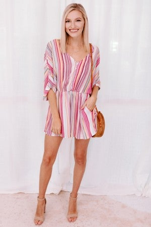 Print of the Season Romper