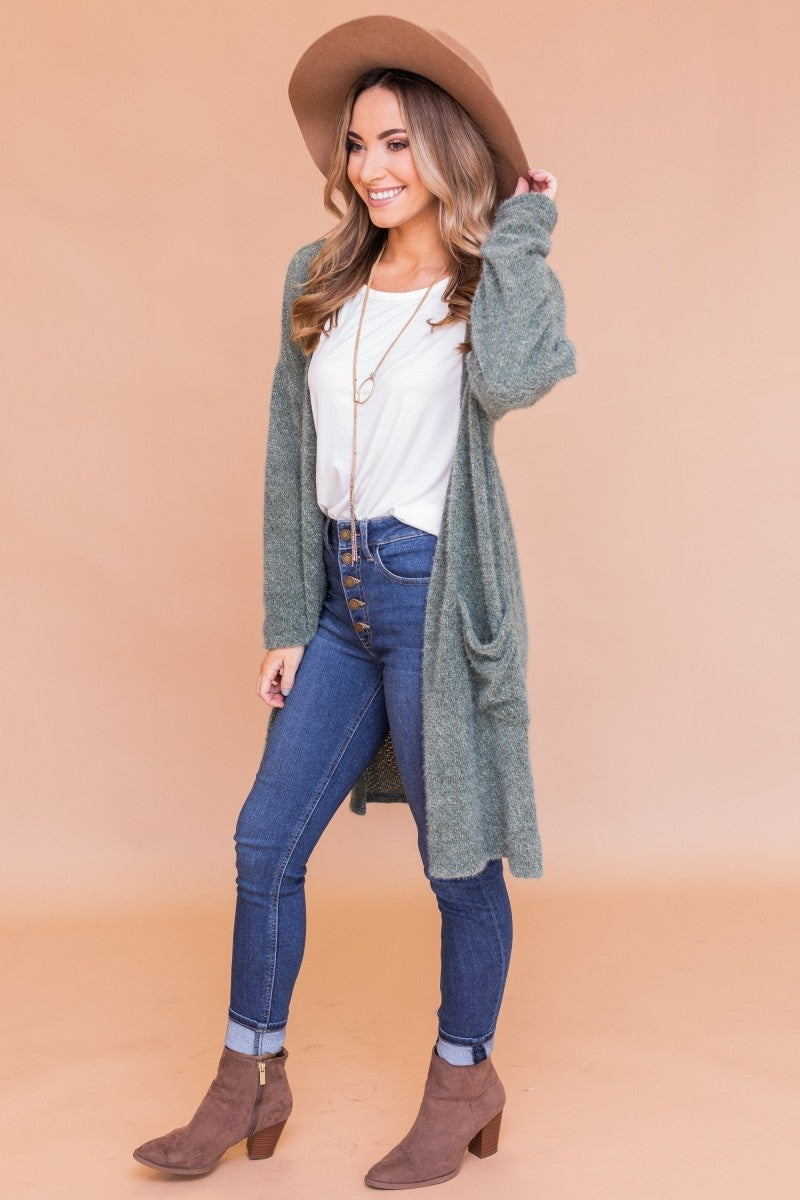 Forever Cozy Cardi