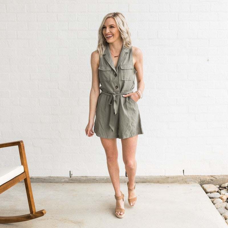 From Day To Night Romper