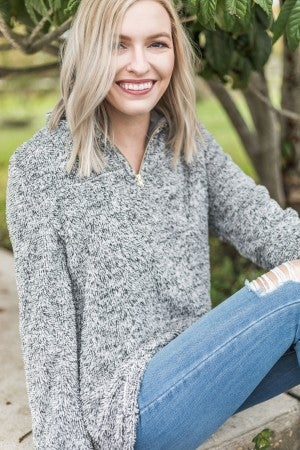 Soft and Cozy Pullover