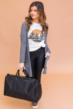 Let's Go Graphic Tee