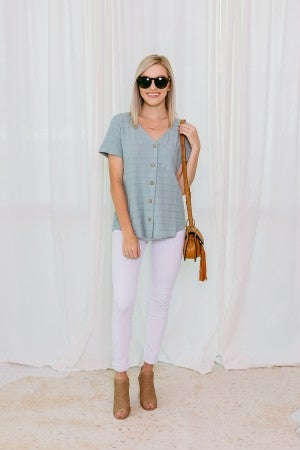 Smiling for Spring Top